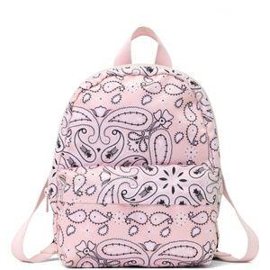 Converse x Miley Cyrus Bandana Mini Backpack